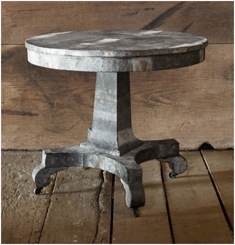 ... Bradfordwoodworking.com For Unique Handcrafted Wood Furniture, And Take  A Look At This One Of A Kind Zinc Wrapped Table From Scarlettscales.com.