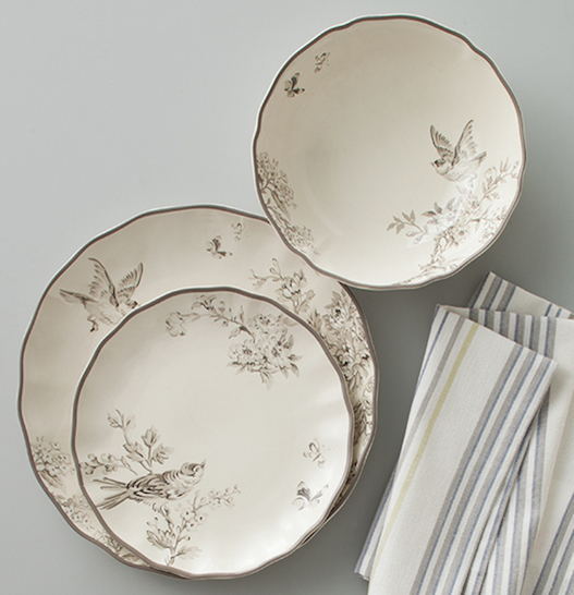 Unfortunately my Spring Rush Dinnerware settings are on back-order because I didnu0027t pounce quickly enough. This pattern is just enough whimsy for the ...  sc 1 st  DWELL defined & Spring Rush Dinnerware Inspired Dining Room u2013 DWELL defined